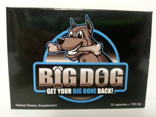 Big Dog White Male Enhancement, Get your BIG BONE BACK!