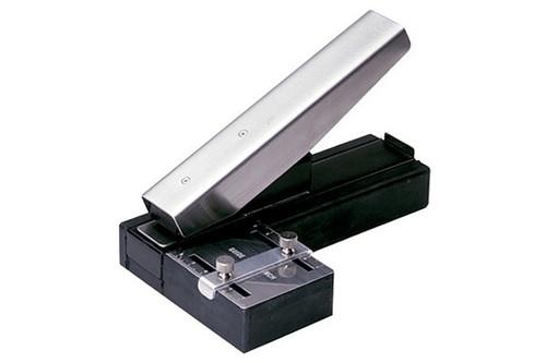 3943-1020 Stapler-Style Slot Punch W/ Adjustable Guide