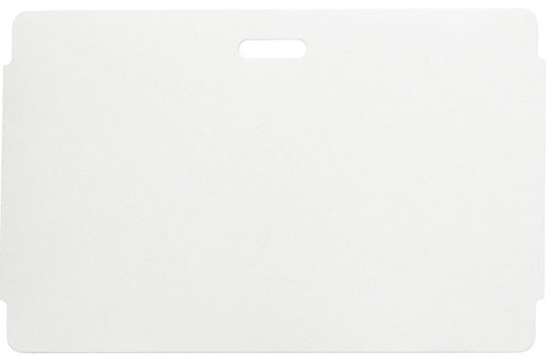 "03970 Thermal-printable Non-expiring Printable Clip-on Cardbadge 2 1/8"" X 3 13/16"". Pkg Of 1,000"