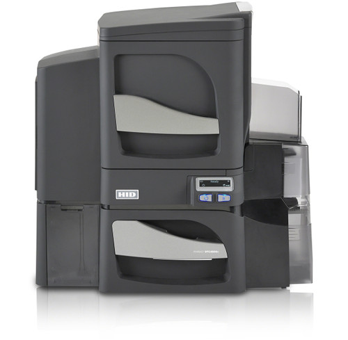 Fargo DTC4500e ID Card Printer - Dual-Sided - Single-Side Lamination