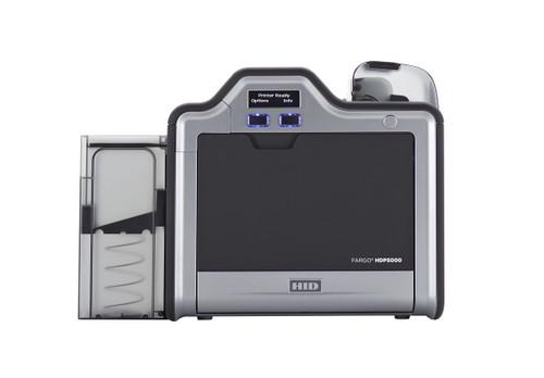 Fargo HDP5000 Single-Side ID Card Printer - No Lamination