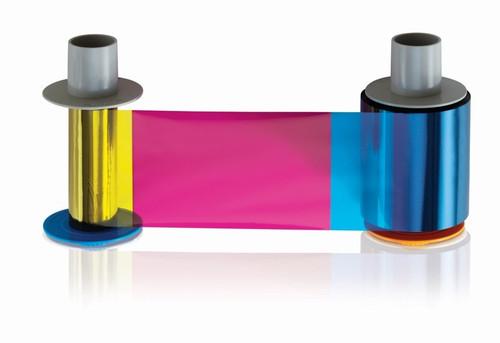 Fargo 84052 Color Ribbon - YMCKK - 500 prints