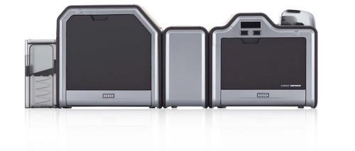 Fargo HDP5000 ID Card Printer - Dual-Sided - Single-Side Lamination