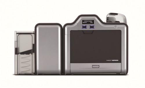 Fargo HDP5000 ID Card Printer - Dual-Sided - No Lamination