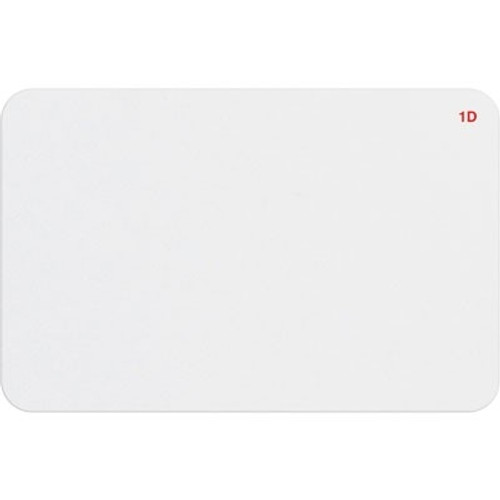 T2011 Onestep Self-expiring Timebadge Adhesive Blank One Day- Thermal Printable. Pkg Of 500