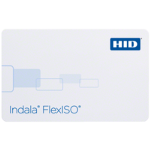 HID Indala Proximity FlexISO Imageable Card - FPISO (Qty. 100)