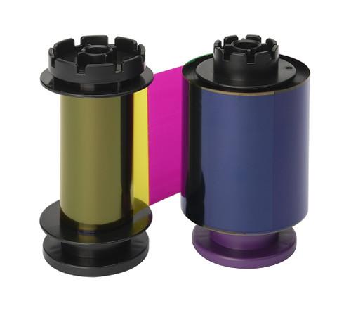 Evolis RT4F010AAA Color Ribbon - YMCKO - 500 prints