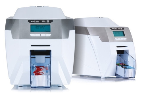 Magicard Rio Pro 360 Uno ID Card Printer - Single-Sided