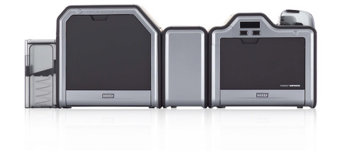 Fargo HDP5000 ID Card Printer - Dual-Sided - Dual-Side Lamination