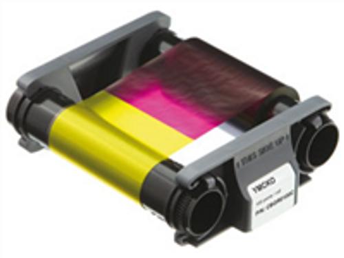 Evolis CBGR0100C Color Ribbon - YMCKO - 100 prints