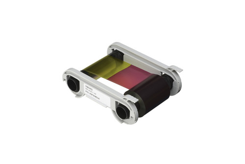 Evolis R6F003AAA Color Ribbon - YMCKOK - 200 prints