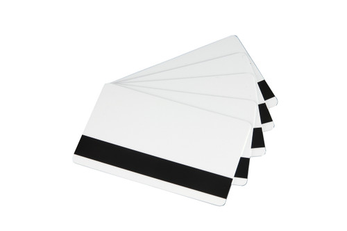 81751 HID® UltraCard® HiCo CR80-30 Blank PVC Cards - Qty. Box of 500