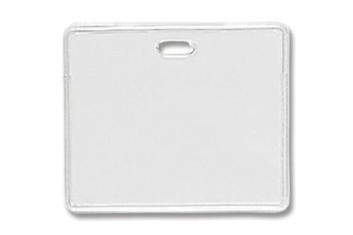 "1840-5010 Vinyl Horizontal Proximity Card Holder, 3.6"" x 2.5"" - Qty. 100"