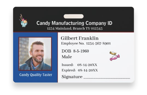 Custom ID Cards