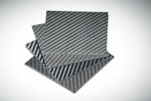 Thick Carbon Fiber Sample Pack - 4 Piece Set