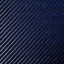 .5mm Blue Kevlar Veneer with High Gloss Finish
