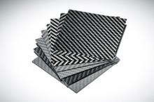 Full Carbon Fiber Sample Pack - 9 Piece Set