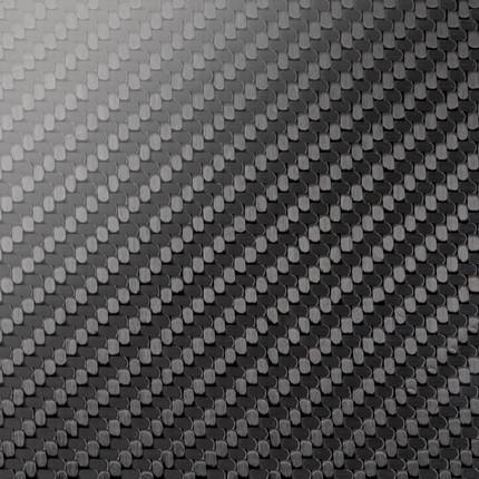 1.0mm High Gloss Carbon Fiber Sheet