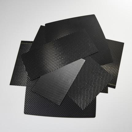 Carbon Fiber Scrap Package - 1/2 lb.