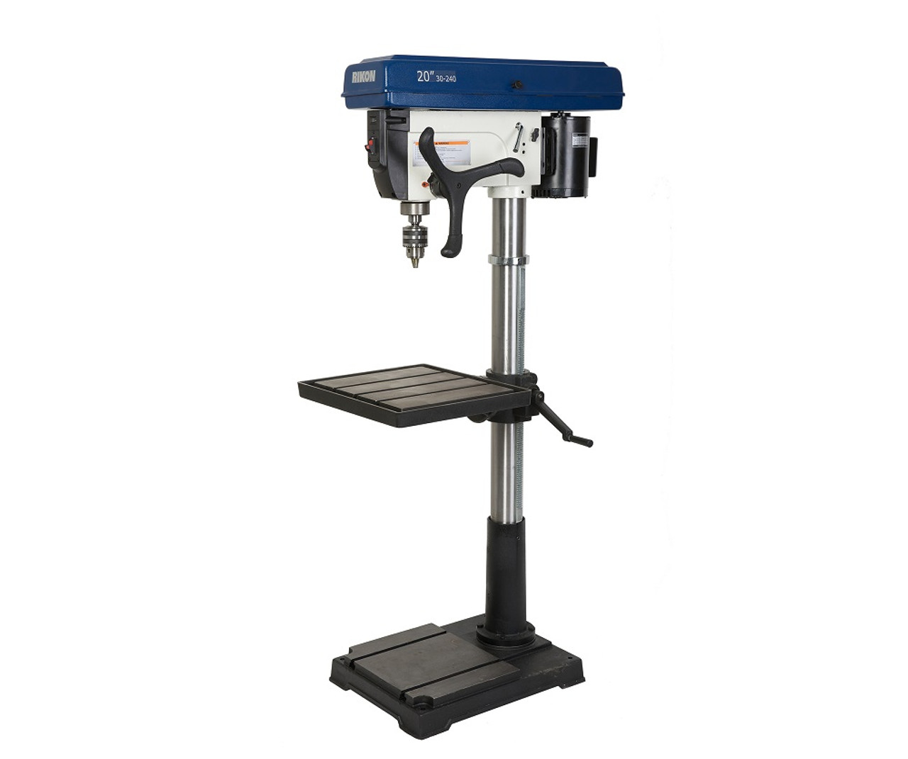 Awesome Rikon 30 240 20 Floor Standing Drill Press Caraccident5 Cool Chair Designs And Ideas Caraccident5Info