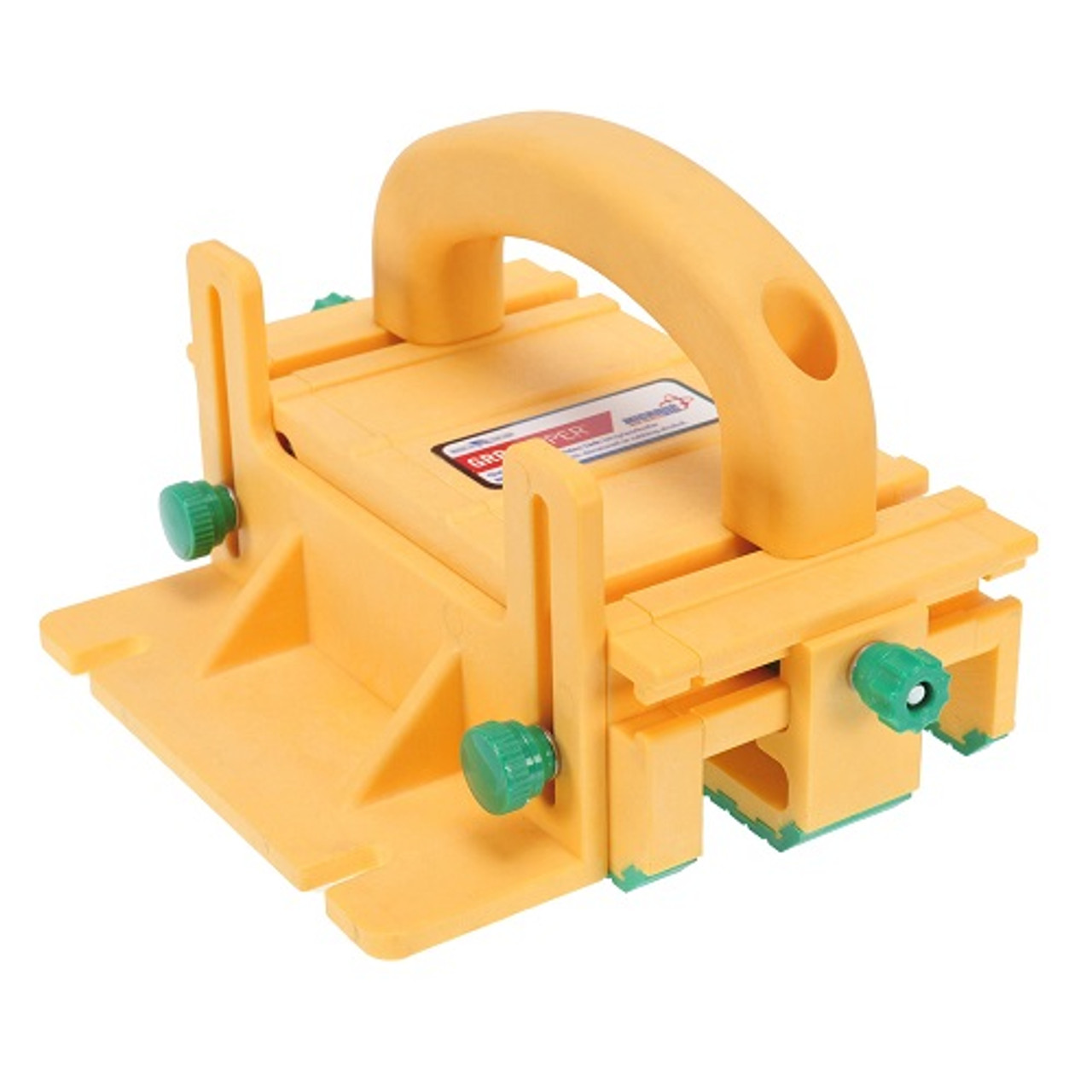 2-Pack Micro Jig GR-100 GRR-Ripper Basic Precise Yellow 3D PushBlock System