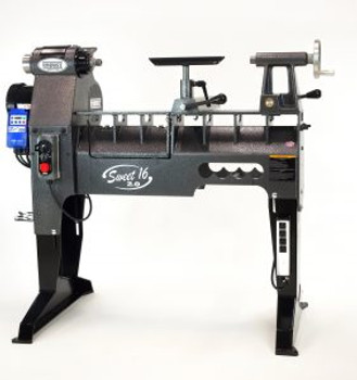 Robust Sweet 16 Adjustable Wood Lathe 2.0 2hp220v