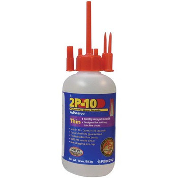 Fastcap 2P-10 Thin CA Glue 10 Oz
