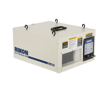 Rikon 62-400 1/6HP Air Filtration System