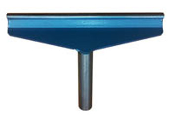 "Vicmarc V01191 Tool Rest VL300 150mm (6"") 30mm shaft"