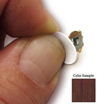Fastcap 9/16 Imperial Walnut PVC Cover Caps 265pk