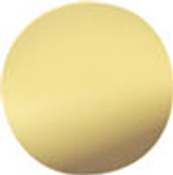 Fastcap 9/16 Polished Brass PVC Cover Caps 265pk