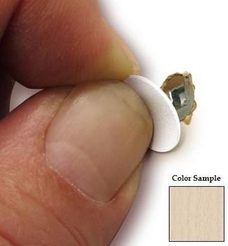 Fastcap 9/16 Whitewashed Maple PVC Cover Caps 265pk