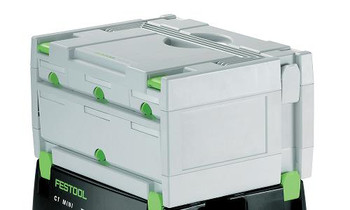 Festool 491522 Sortainer 4 drawers