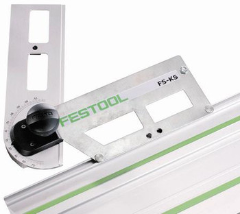 Festool 491588 Combination Angle Unit for Guide Rails