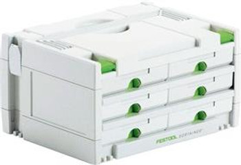 Festool 491984 Sortainer 6 drawers