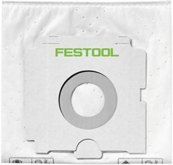 Festool 497539 SelfClean Filter Bag 5pk for CT48