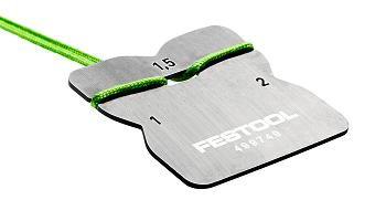 Festool 499749 Radius Scraper for Edgebanding