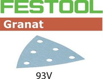 Festool Granat P320 Grit Abrasives for RO 90