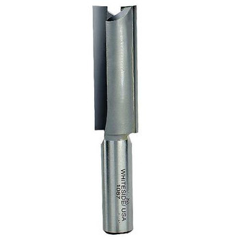 Whiteside 1087 3/4D Straight Plunge Router Bit