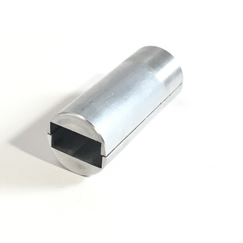 Custom made adapter for square/rectangular tools
