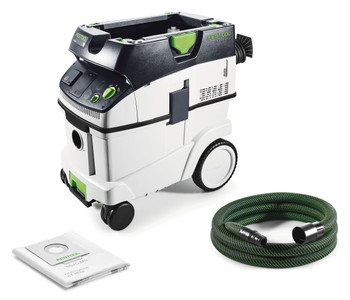 Festool 574935 CT36 E Dust Extractor 9.5gal