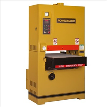 "Powermatic WB-25, 25"" Wide Belt Sander, 15HP"