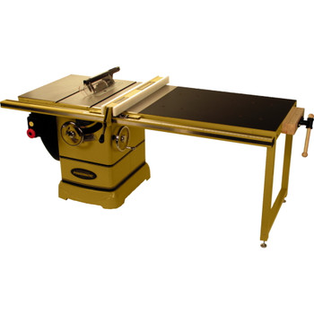 """Powermatic PM2000 5HP Tablesaw with 50"""" Accu-Fence System"""