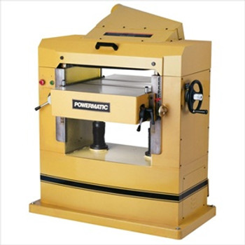 """Powermatic 201HH, 22"""" Planer with Helical Cutterhead"""