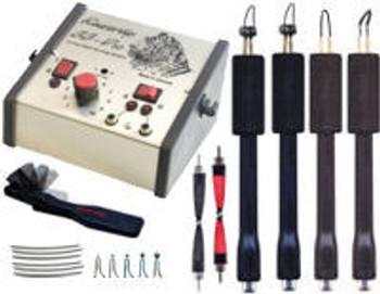 SS-D10 Burner Woodturning Starter Kit