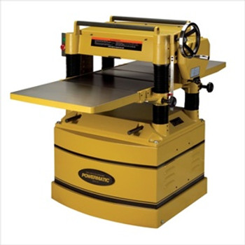"Powermatic 209HH, 20"" Planer, 5HP 3PH 23-1/460V, with Byrd Cutterhead"