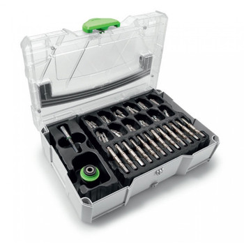Festool 203815 MINI T-LOC Systainer Limited Edition Centrotec Set