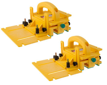 MicroJig GRR-RIPPER Advanced 3D Pushblock 2pk