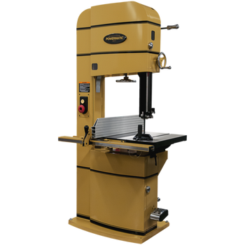 "Powermatic PM2013B-3, 20"" Bandsaw, 5HP 3PH 23-1/460V"