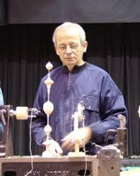 Woodturning Class with Jean-François Escoulen